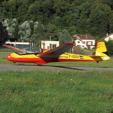 Baptême de l'air en Planeur en région Rhône-Alpes