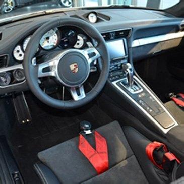 Stage de pilotage Porsche, département Eure et loir