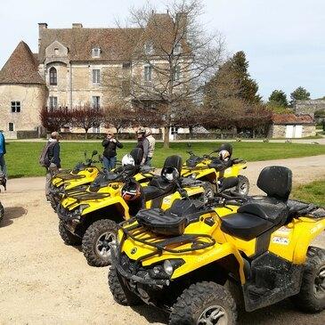 Quad & Buggy, département Saône et loire