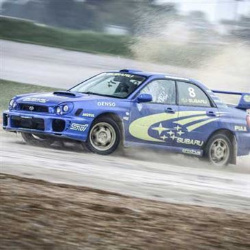 Stage Rallye Découverte Multivolant en Subaru - Circuit de Dreux