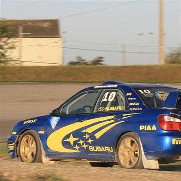 Stage pilotage multivolant Subaru Racing Dreux