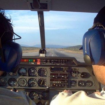 Pilotage d'Avion et Simulateur à Marseille