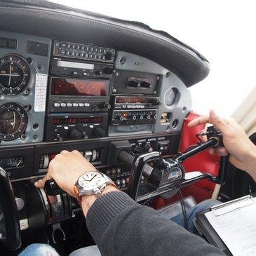 Aérodrome d'Aix Les Milles, à 30 min de Marseille, Bouches du Rhône (13) - Simulateur de Vol