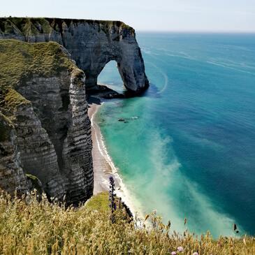 Aéroport de Deauville - Normandie, Calvados (14) - Baptême de l'air hélicoptère