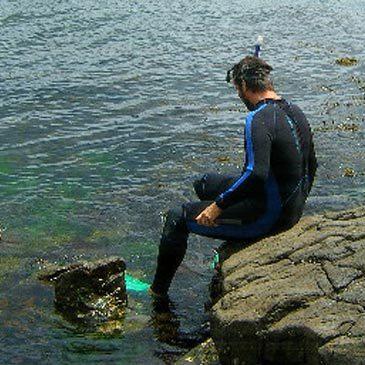 Randonnée subaquatique en région Bretagne