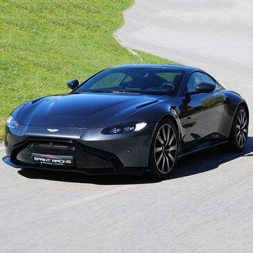 Stage de Pilotage Aston Martin - Circuit du Luc