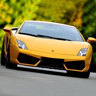 Stage en Lamborghini Gallardo sur le Circuit du Luc