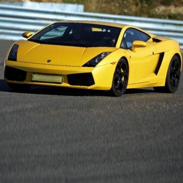 Toulon - Circuit du Luc , Var (83) - Stage de pilotage Lamborghini