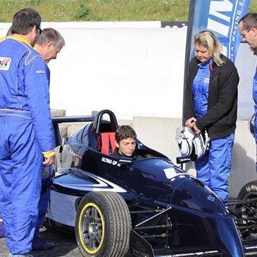 Stage en Formule Renault - Circuit Croix-en-Ternois