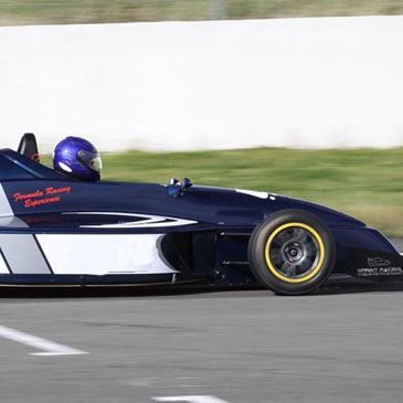 Stage en Formule Renault - Saint-Laurent-de-Mûre