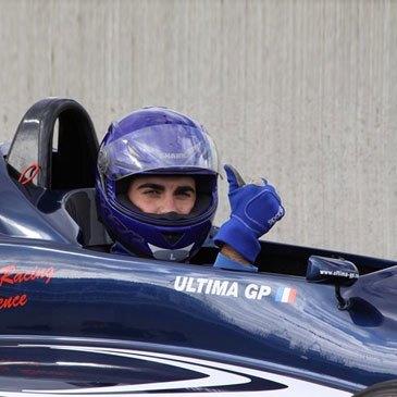 Circuit de Saint-Laurent-de-Mûre, Rhône (69) - Stage de pilotage Formule Renault