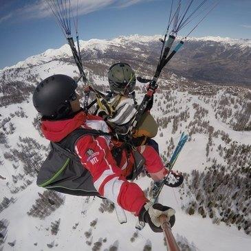 Hautes Alpes (05) Provence-Alpes-Côte d'Azur et Corse - Montagne - Sports d'Hiver