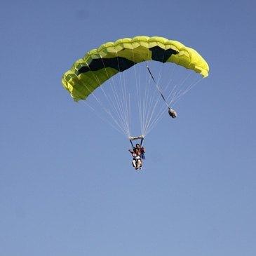 Saut en parachute en région Poitou-Charentes