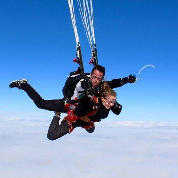Saut en parachute en région Bourgogne