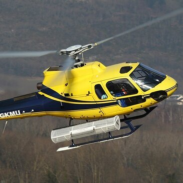 Aéroport de Perpignan-Rivesaltes, Pyrénées orientales (66) - Baptême de l'air hélicoptère