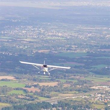 Aérodrome de La Baule-Escoublac, Loire Atlantique (44) - Baptême en ULM et Autogire