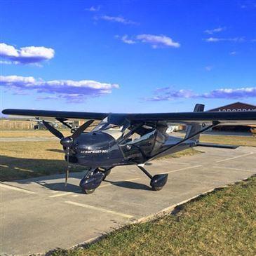 Pilotage ULM Multi Axe (La Baule)