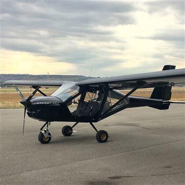 Pilotage ULM proche Aérodrome de La Baule-Escoublac