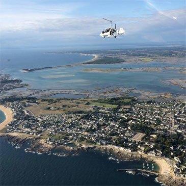 Pilotage d'ULM Autogire à La Baule