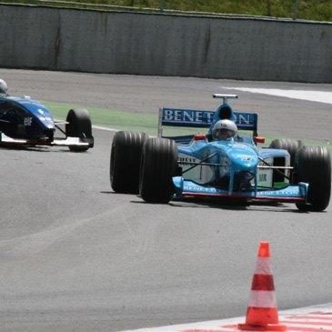 Stage de Pilotage Formule 1, département Nièvre