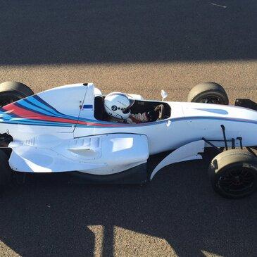 Réserver Stage de Pilotage Formule 1 département Nièvre