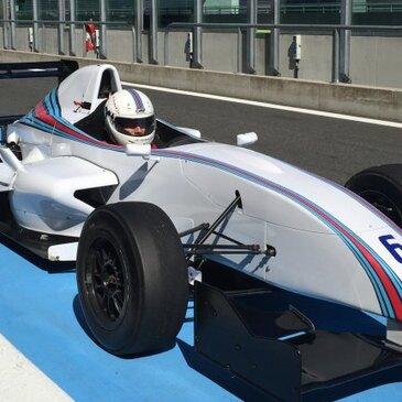 Réserver Stage de Pilotage Formule 1 en Bourgogne