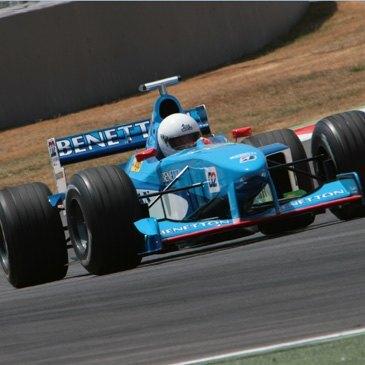 Stage de Pilotage Formule 1 en région Bourgogne