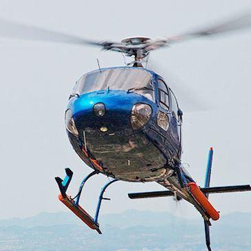 Vol initiation au pilotage en hélicoptère Hyères