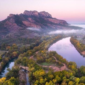 Baptême Privatif en Hélicoptère - Survol du Var