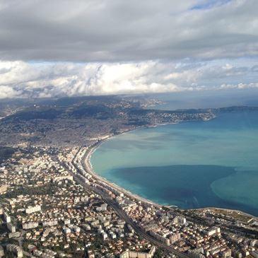 Baptême de l'air en Avion à Cannes
