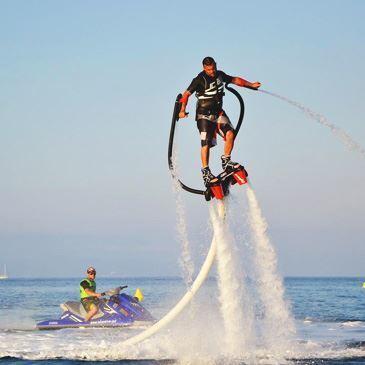 Initiation au Flyboard à Hyères - Presqu'île de Giens