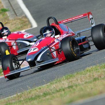 Stage pilotage Formule 3 (Demi-Journée)