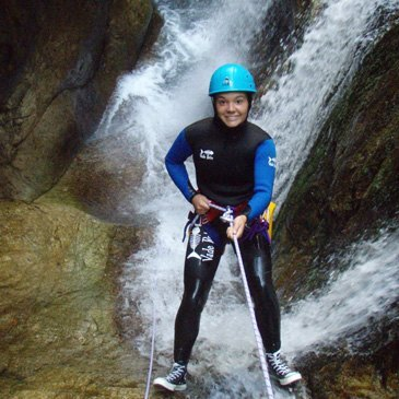 Canyoning en région Aquitaine