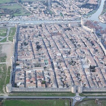 Aérodrome de Montpellier - Candillargues, Hérault (34) - Baptême de l'air hélicoptère