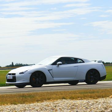 Stage pilotage Nissan GT-R
