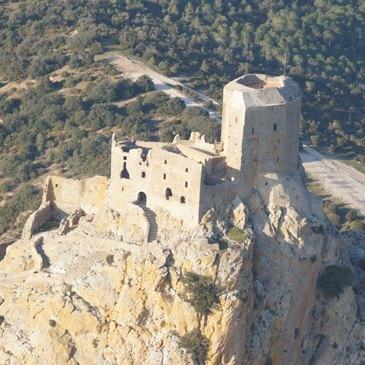 Baptême de l'air avion en région Languedoc-Roussillon