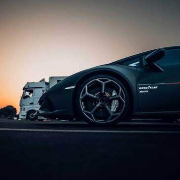 Stage de pilotage Lamborghini, département Nièvre