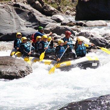 Rafting sur le Drac à Gap