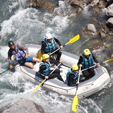 Duo Rafting et Nage en eau vive - Le Drac