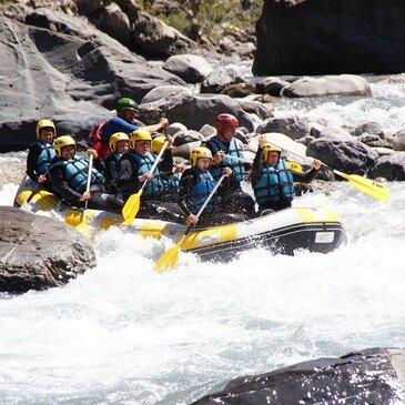 Journée Rafting et Quad Hautes-Alpes 05 (descente facile)