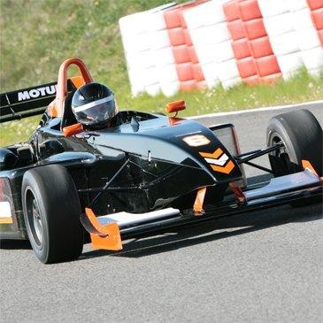 Stage de Pilotage Formule 3 sur le Circuit de Pau