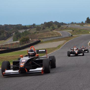 Stage de pilotage Formule 3, département Pyrénées atlantiques