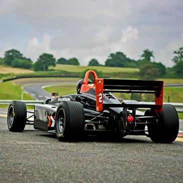 Stage de pilotage Formule 3 en région Aquitaine
