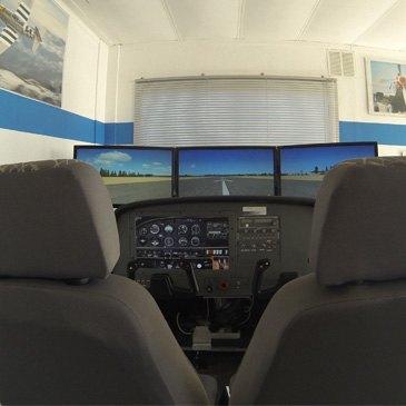 Simulateur de Vol en région Provence-Alpes-Côte d'Azur et Corse