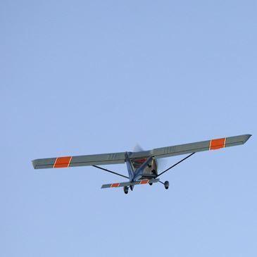 Pilotage d'ULM Multiaxe à Tours