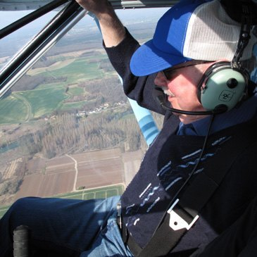 Pilotage ULM en région Centre