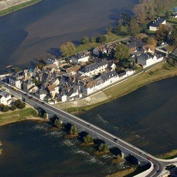 Pilotage ULM proche Aérodrome de Tours - Sorigny