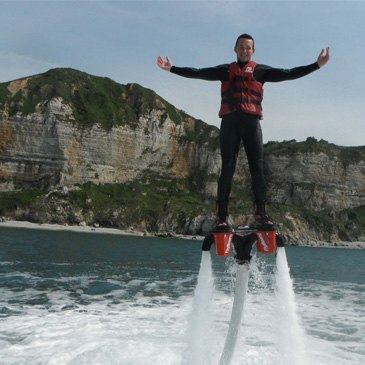 Flyboard en région Haute-Normandie