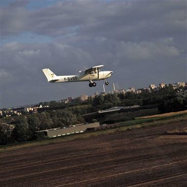 Initiation au Pilotage d'Avion au Havre - Survol d'Etretat