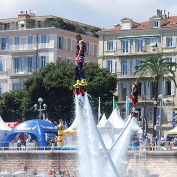 Alpes Maritimes (06) Provence-Alpes-Côte d'Azur et Corse - Sport Aquatique